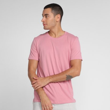 Camiseta Hering Básica World Masculina