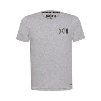 Camiseta Hide Line Unissex R6 Siege Ubisoft
