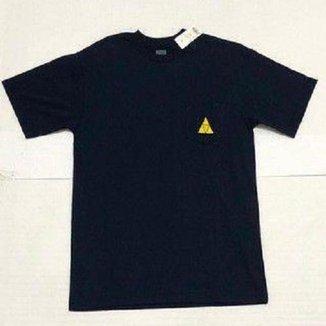 Camiseta HUF Especial Triple Triangle Pocket Masculina