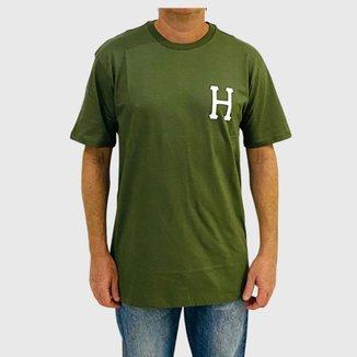 Camiseta HUF Global Trip H Masculina