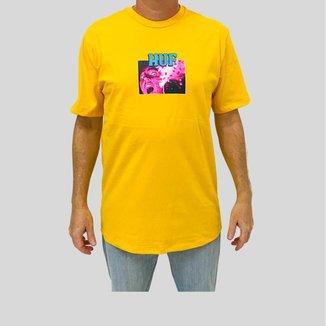 Camiseta Huf Silk Face Melter Masculina