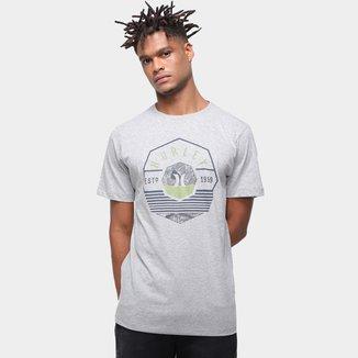 Camiseta Hurley Change Masculina
