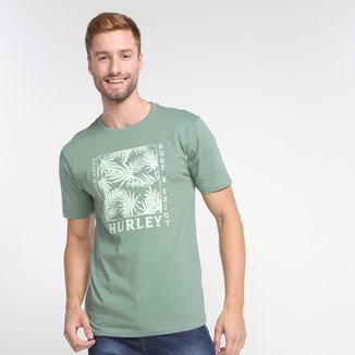 Camiseta Hurley Frond Bomb Masculina