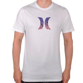 Camiseta Hurley Icon Effect