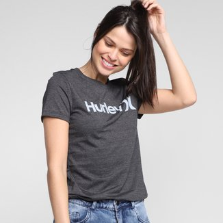 Camiseta Hurley One&Only Feminina
