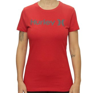 Camiseta Hurley One E Only
