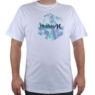 Camiseta Hurley Oversize Desert Plus Size
