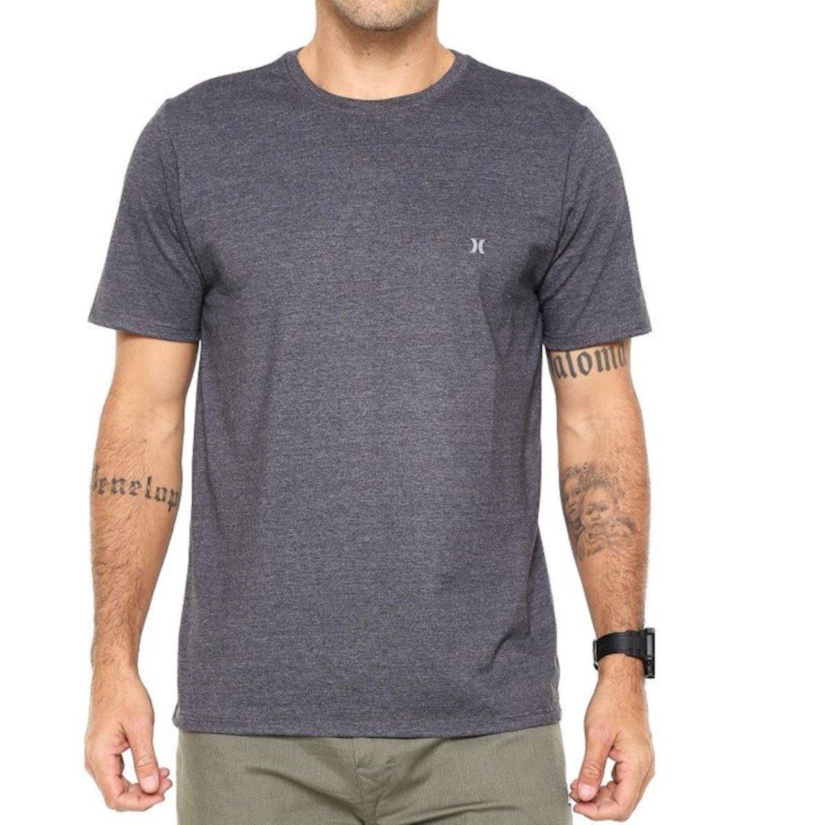 0debb102a33ec Camiseta Hurley Silk Icon Masculina - Compre Agora
