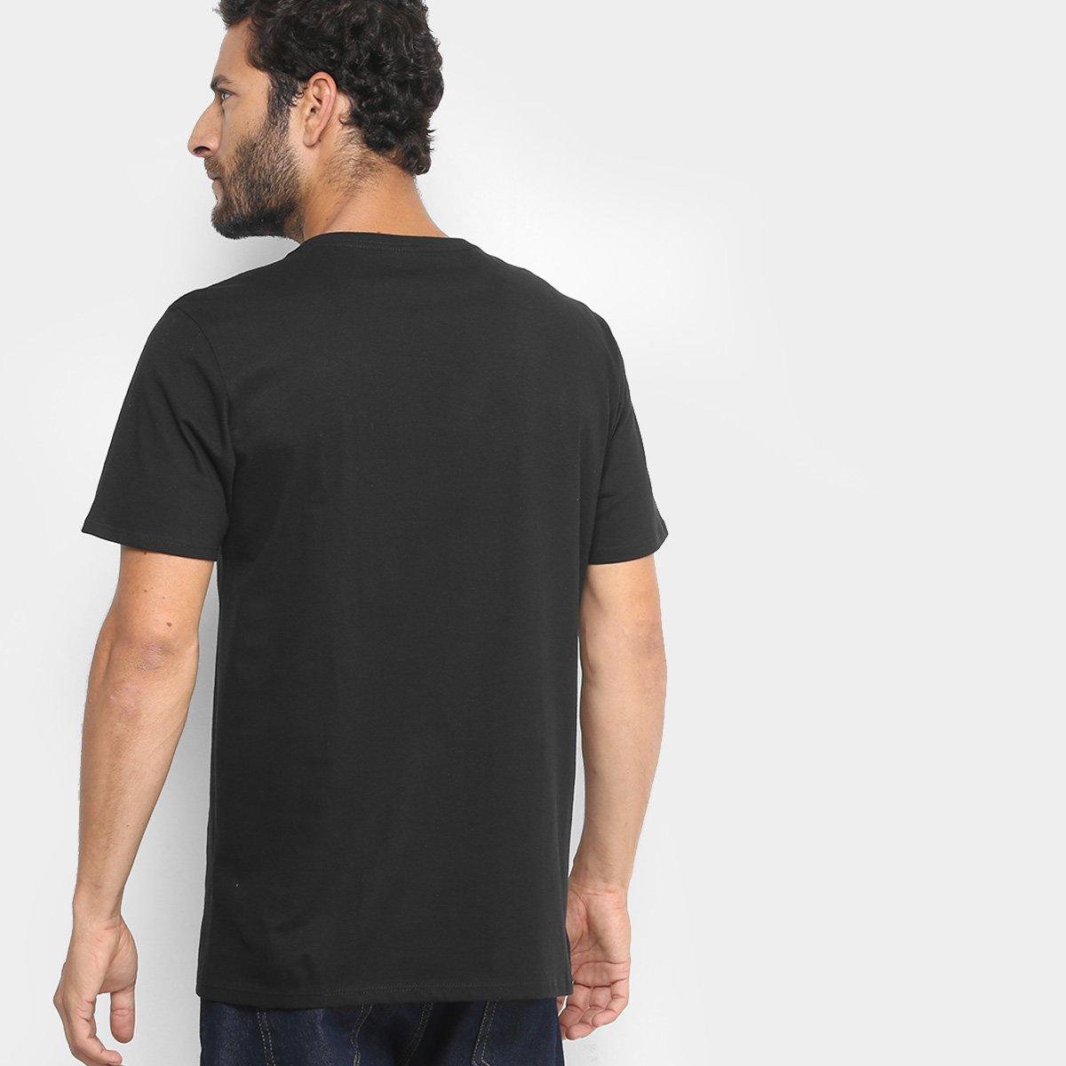 Camiseta Hurley Silk O O Cross Winds Masculina - Compre Agora  cbc936d1e5f