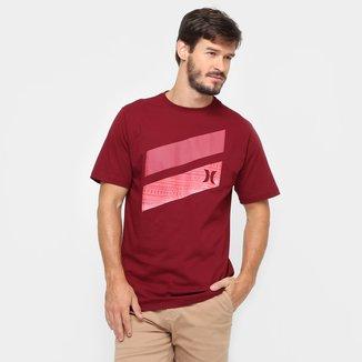 Camiseta Hurley Silk Slash Fill