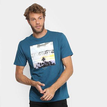 Camiseta Hurley Splitter Masculina - Masculino