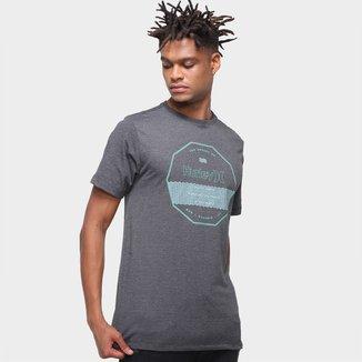 Camiseta Hurley Sweallagon Tribleand Pe Masculina