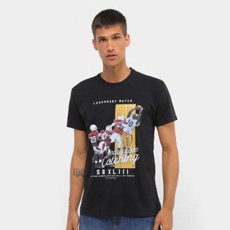Camiseta Incredible Catch Basic AS Masculina