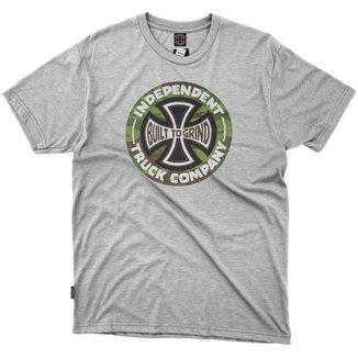 Camiseta Independent Btg Camo - Masculino