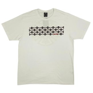 Camiseta Independent Guaranteed For Life Branca Masculina
