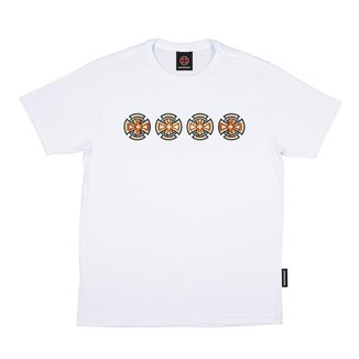 Camiseta Independent Valient Branca