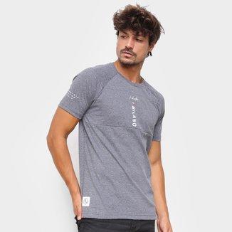 Camiseta Industrie Básica Milano Masculina