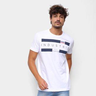 Camiseta Industrie Básica Paris Masculina