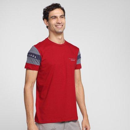 Camiseta Industrie Bicolor Masculina