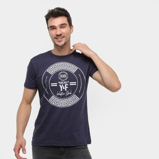 Camiseta Industrie Black Básica Masculina