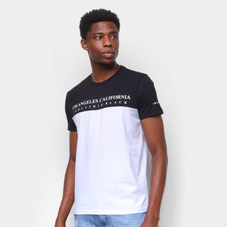 Camiseta Industrie Los Angeles California Masculina