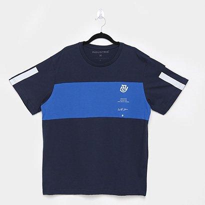 Oferta Camiseta Industrie Plus Size Especial Masculina por R$ 43.99