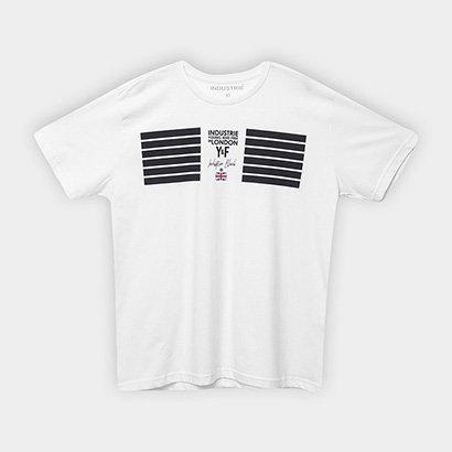 Camiseta Industrie Plus Size London Masculina