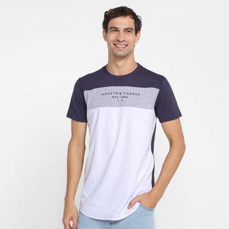 Camiseta Industrie Tricolor Masculina