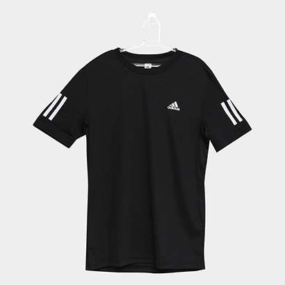 Camiseta Infantil Adidas Club 3Stripes