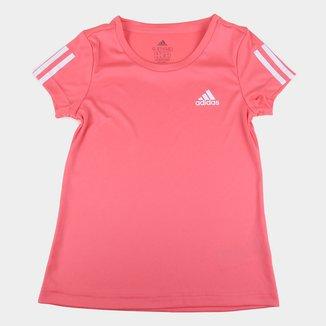 Camiseta Infantil Adidas Equipment Feminina