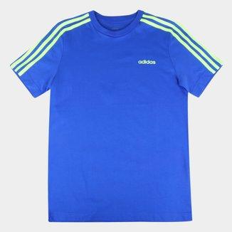 Camiseta Infantil Adidas Essential 3S Masculina