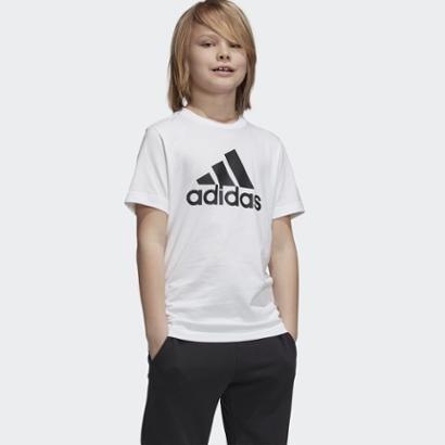 Camiseta Infantil Adidas Masculina