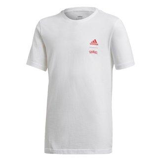 Camiseta Infantil Adidas Pokémon Masculina