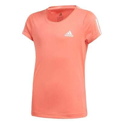 Camiseta Infantil Adidas Tr Eq Yg Feminina