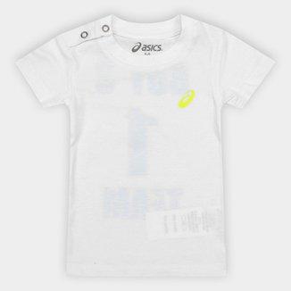 Camiseta Infantil Asics Sugar Tee Masculina