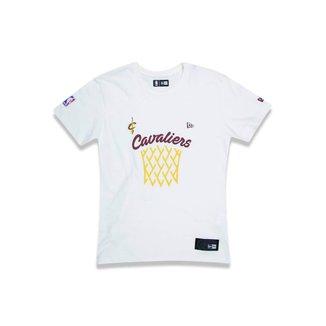 Camiseta Infantil Cleveland Cavaliers NBA New Era Masculino