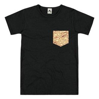 Camiseta Infantil Comfy Galera Masculina