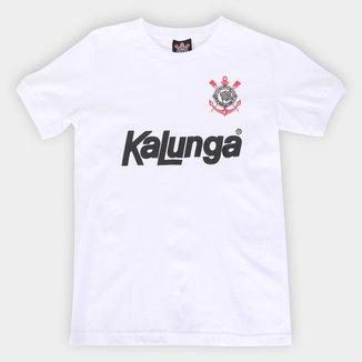 Camiseta Infantil Corinthians Réplica 1988