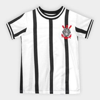 Camiseta Infantil Corinthians Retrô 1971