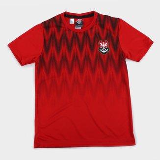 Camiseta Infantil Flamengo Pherusa