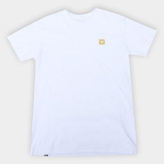 Camiseta Infantil Hang Loose Silk Logo Masculina