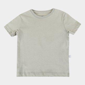 Camiseta Infantil Hering Básica Masculina