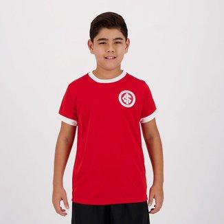 Camiseta Infantil Internacional Colorado Masculina