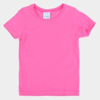 Camiseta Infantil Malwee Viroblock Feminina