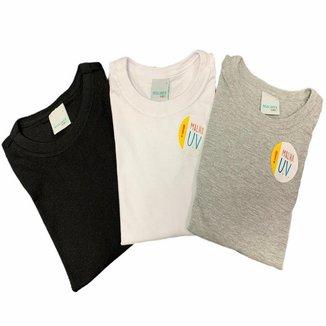 Camiseta Infantil Manga Longa Malwee 1000006943