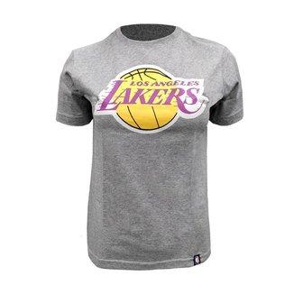 Camiseta Infantil NBA Los Angeles Lakers Masculina