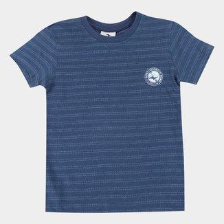 Camiseta Infantil Nicoboco Santana Masculina