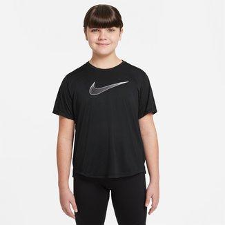 Camiseta Infantil Nike DRI-Fit Feminina
