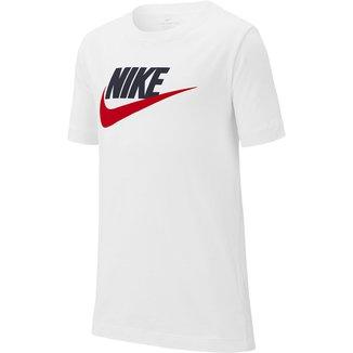 Camiseta Infantil Nike NSW Futura Icon Masculina