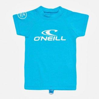 Camiseta Infantil O'Neill Proteção UV 50+ Masculina